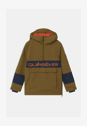 STEEZE YOUTH UNISEX - Snowboardjakke - military olive