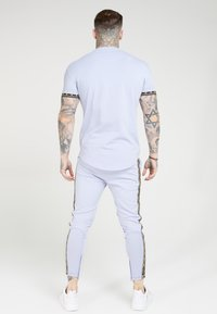 SIKSILK - SCOPE GYM TEE - Print T-shirt - dusky sky - 2