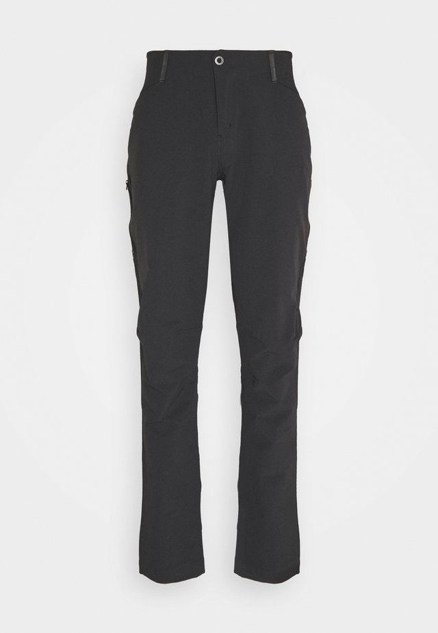 CRESTON AR PANT MENS - Outdoor trousers - carbon copy