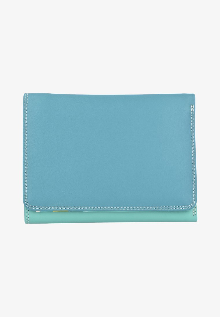 Mywalit - MEDIUM TRI FOLD - Wallet - blue