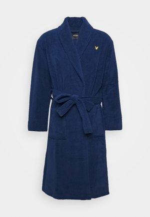 LUCAS - Dressing gown - estate blue