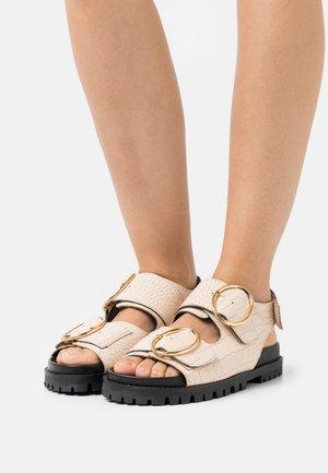SASHA - Sandals - bone