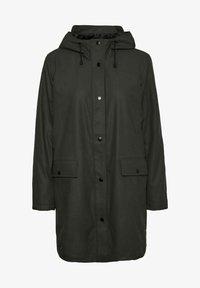 Vero Moda - Waterproof jacket - peat - 0