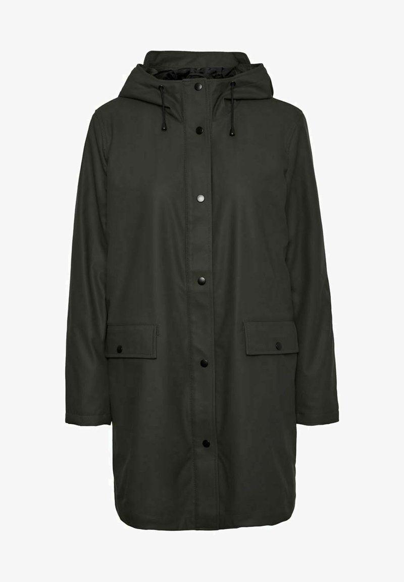 Vero Moda - Waterproof jacket - peat