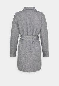 Vero Moda - VMVERODONAVITA  - Klassisk kåpe / frakk - light grey melange - 1
