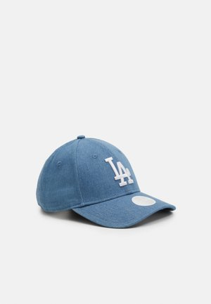 Casquette - light blue denim
