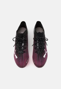 Puma - ULTRA 1.1 FG/AG - Chaussures de foot à crampons - black/luminous pink - 3
