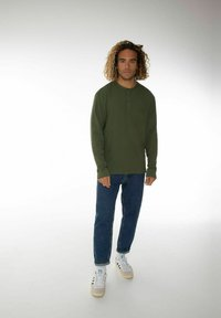NXG by Protest - Long sleeved top - spruce - 1