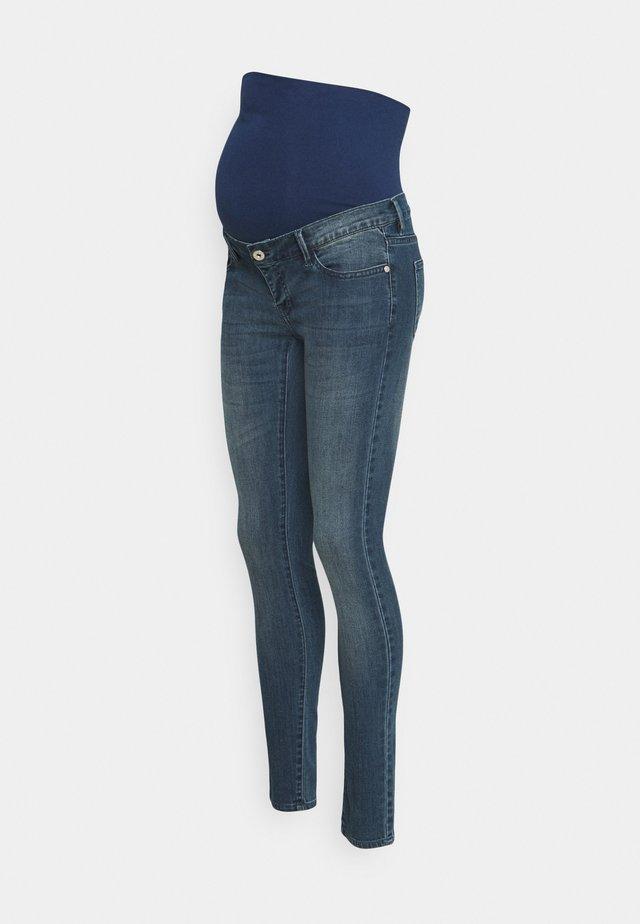SKINNY BLUE - Jeans Skinny Fit - blue denim