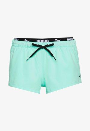 SWIM WOMEN BOARD - Bikini bottoms - mint