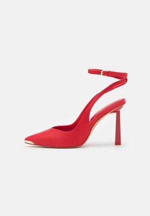 ISABELA - Sandals - red