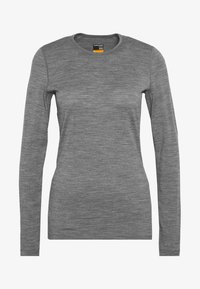 Icebreaker - Undershirt - gritstone heather - 3