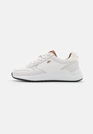 GISA - Trainers - offwhite/chestnut