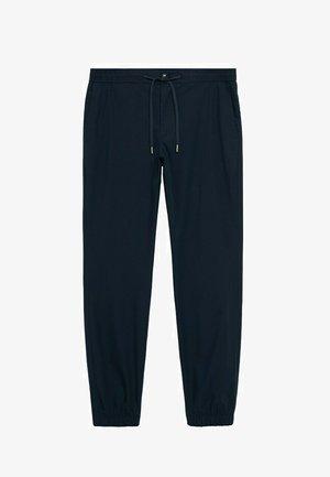 ROMA - Trousers - mørk marineblå