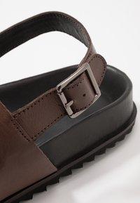 Shoe The Bear - VIGO - Sandals - brown - 5