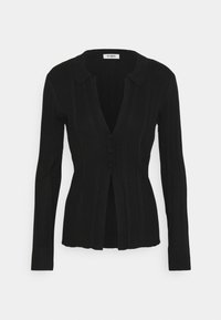 4th & Reckless - ASPEN - Cardigan - black - 0