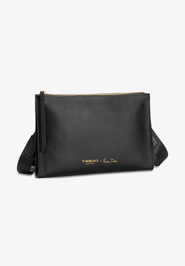 PHOEBE COLLECTION - Across body bag - black