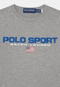 Polo Ralph Lauren - Triko spotiskem - andover heather - 2