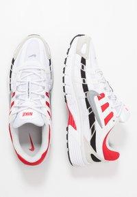 Nike Sportswear - P-6000 - Sneakers - white/particle grey/university red/neutral grey/black - 4