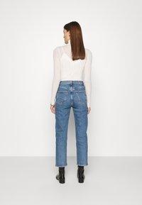 ARKET - Straight leg jeans - blue medium - 2