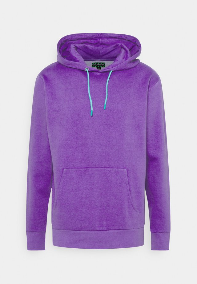 COLOUR POP HOODY UNISEX - Hoodie - purple