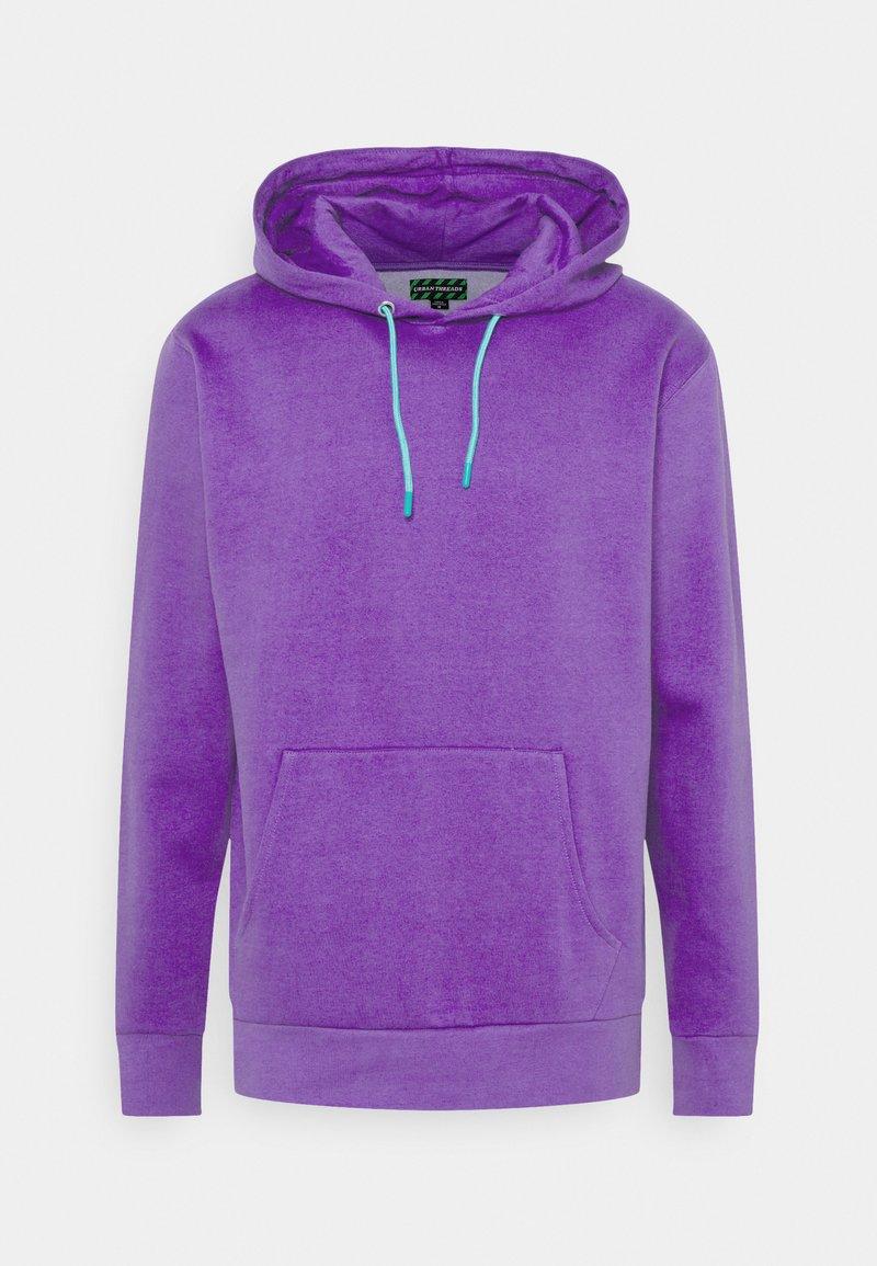 Urban Threads - COLOUR POP HOODY UNISEX - Hoodie - purple