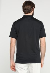 Nike Golf - DRY ESSENTIAL SOLID - Sports shirt - black/cool grey - 2