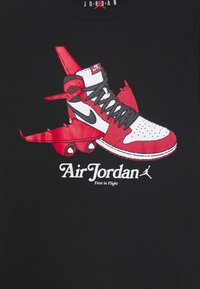 Jordan - TAKEOFF - T-shirt print - black - 2