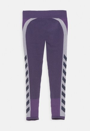 HARPER SEAMLESS - Collants - lilac
