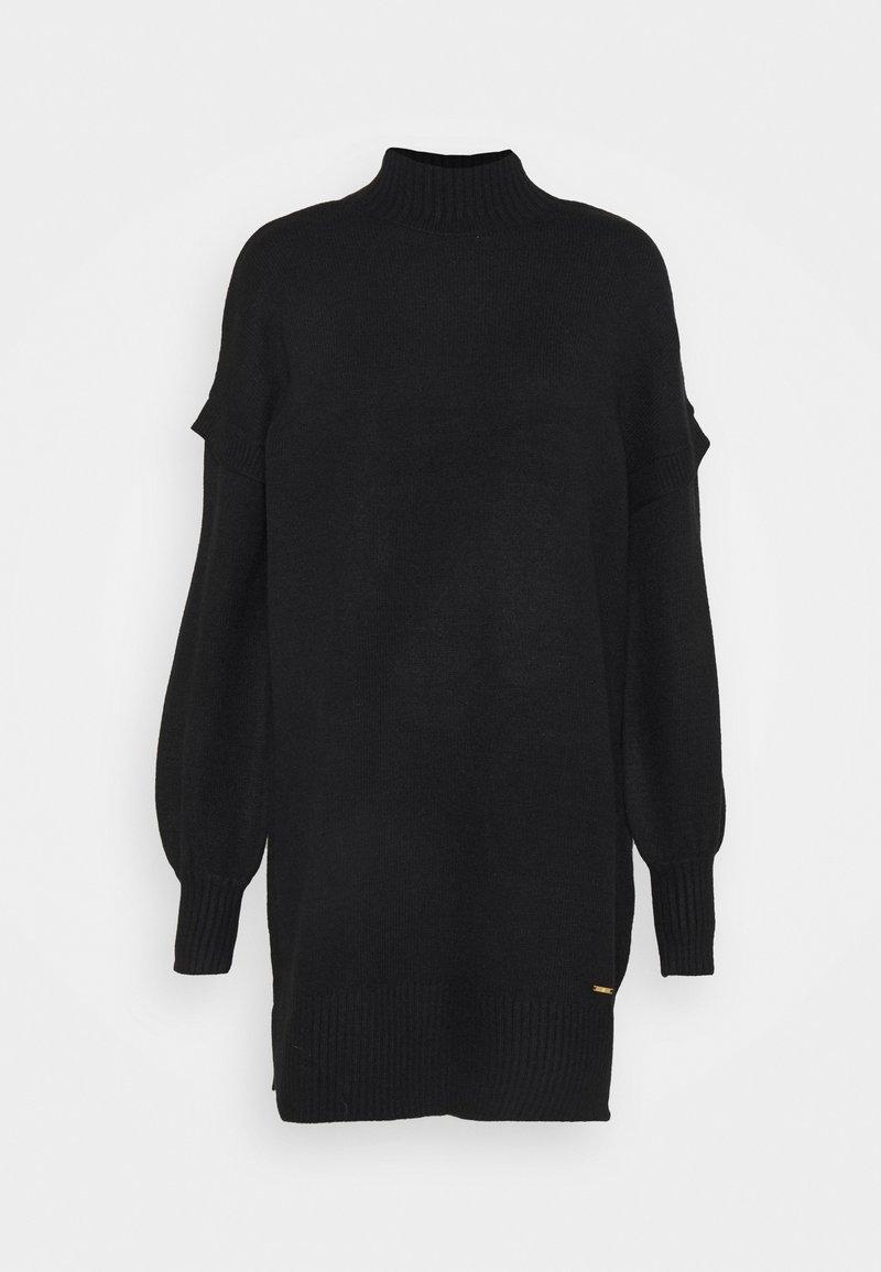 River Island - Jumper dress - black