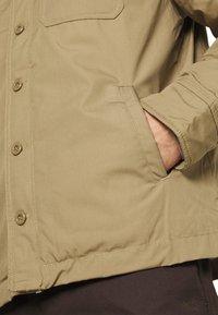 Schott - JEEPER - Winter jacket - beige - 7