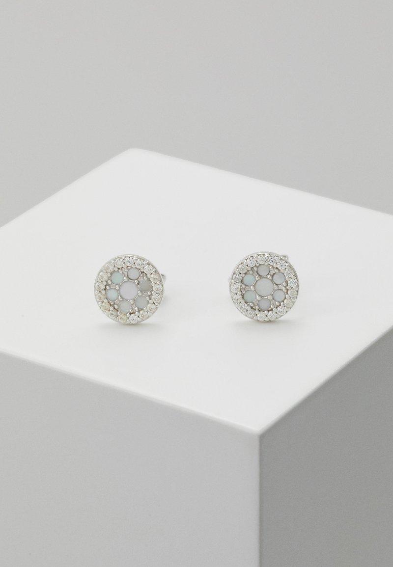 Fossil - Earrings - silver