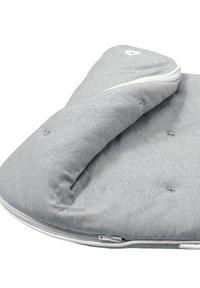 Nordic coast company - SCHLAFSACK KUSCHLIGER GANZJAHRESSCHLAFSACK - Baby's sleeping bag - grey - 3