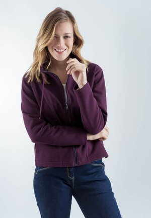 Zip-up sweatshirt - susina