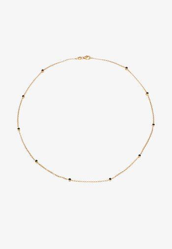GLASS CRYSTAL - Necklace - gold