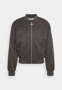 Bomber Jacket - dark grey