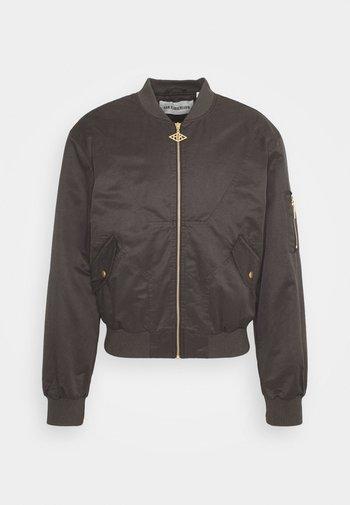 Bomber Jacket - dark grey