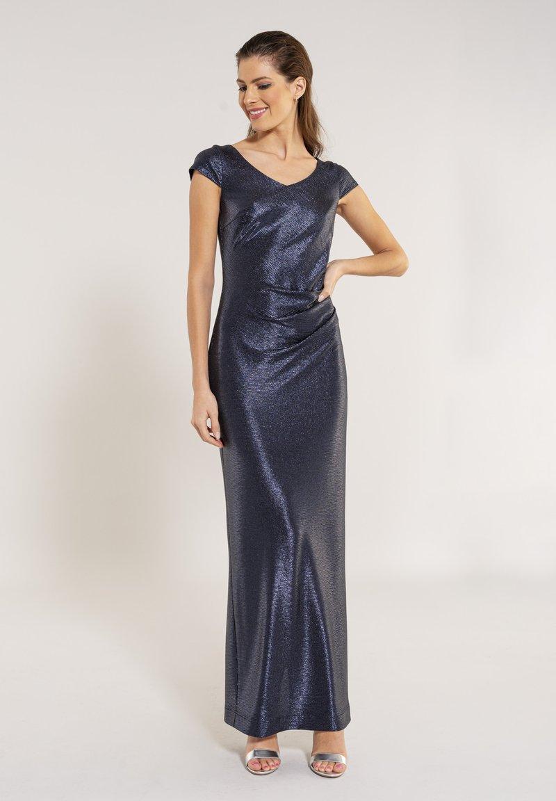 Swing - Maxi dress - navy