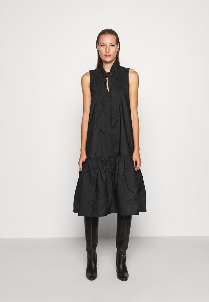 ARKET - DRESS - Vestito estivo - black dark