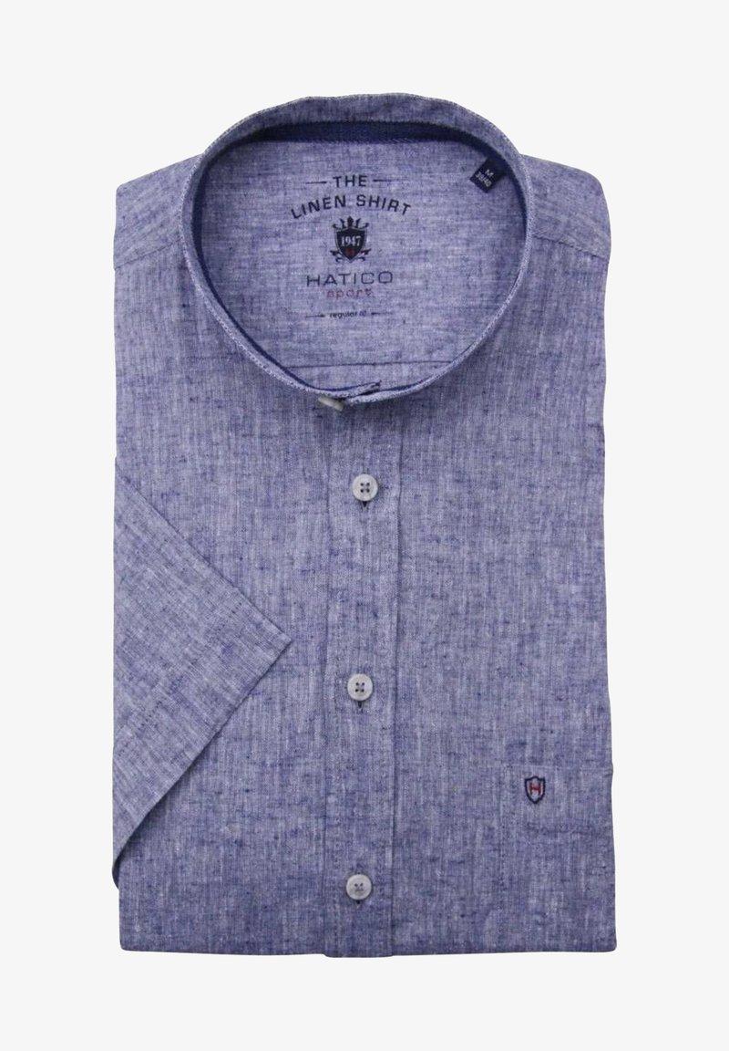 Hatico - Shirt - blue