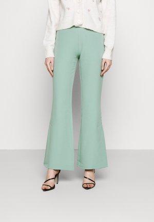 Kalhoty - mint