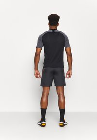 Nike Performance - DRY  - Sports shorts - dark smoke grey/total orange - 2