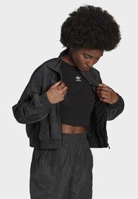 adidas Originals - ADICOLOR - Training jacket - black - 2