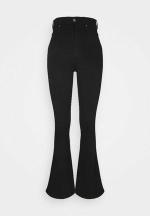 MOXY - Flared jeans - black