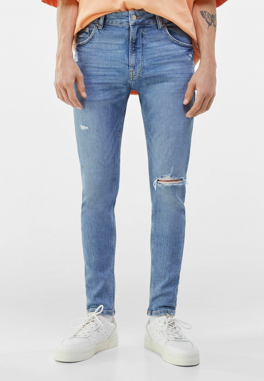 Herren MIT RISSEN  - Jeans Skinny Fit