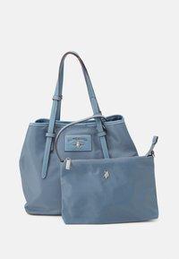 U.S. Polo Assn. - SILVER HILL MEDIUM SET - Shopping bag - denim - 3