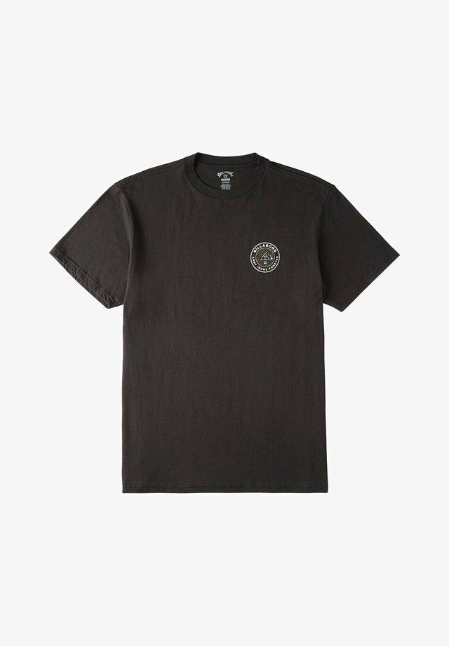 AI FOREVER  - Print T-shirt - black camo