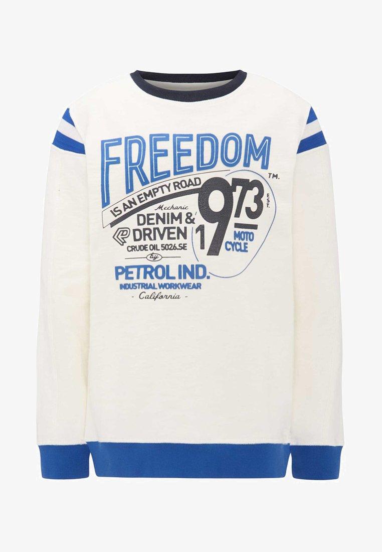 Petrol Industries - Mikina - white