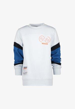 NECTOR - Sweatshirt - ice grey blue