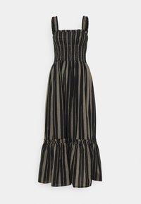 b.young - BYILSAK DRESS - Day dress - black mix - 0